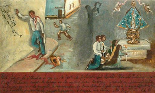 Фото №2 - Мексиканские экс-вото