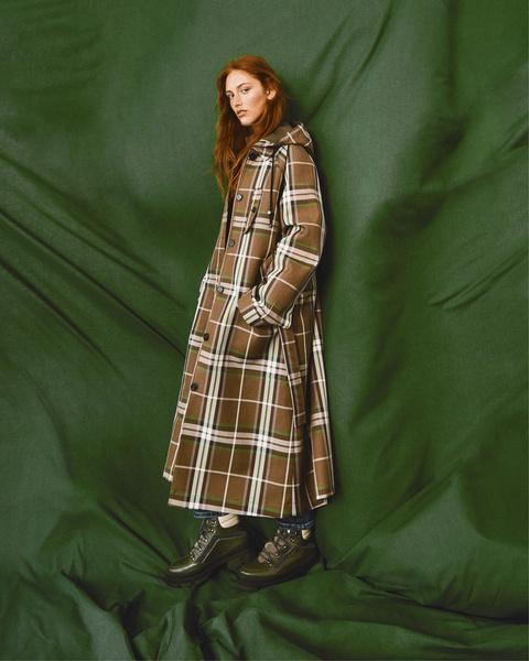 Фото №1 - Зеленый— новый черный: Claudie Peirlot представили экологичную коллекцию