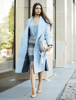 Фото №10 - I Am Studio: как носить пальто этой осенью