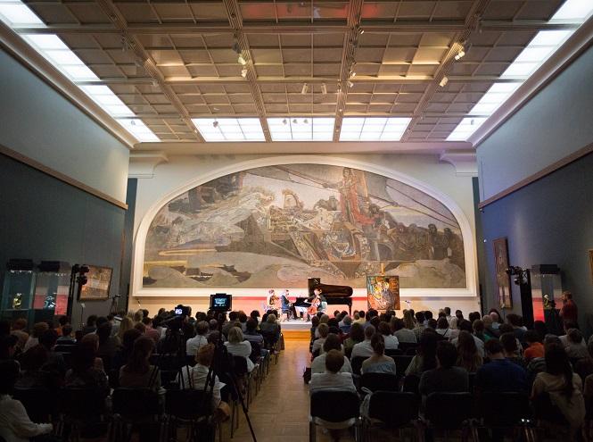 Фото №2 - Третьяковская галерея закружится в ритмах музыки