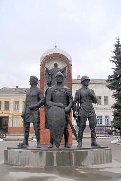 Фото №4 - Уезд-городок на пути Тамерлана