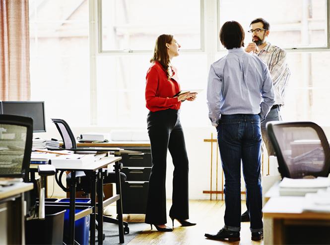 Фото №5 - Как стать успешной в «мужском» бизнесе