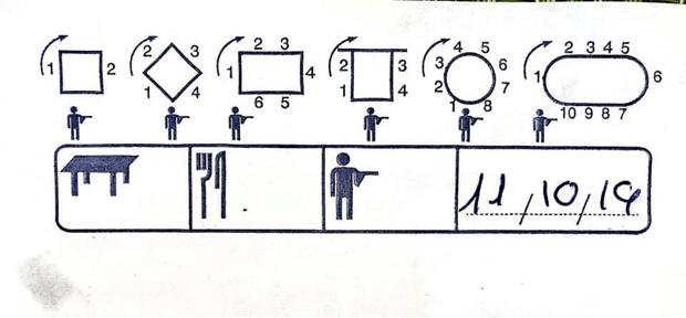 Фото №2 - Русский режиссер предложил отгадать, что означает странная картинка, которую ему дали в ресторане