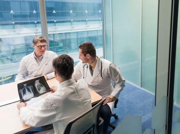Фото №3 - Советы остеопата: правило трех врачей