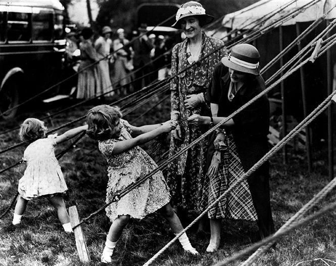 Фото №16 - Принцесса Лилибет: редкие детские фотографии Елизаветы II