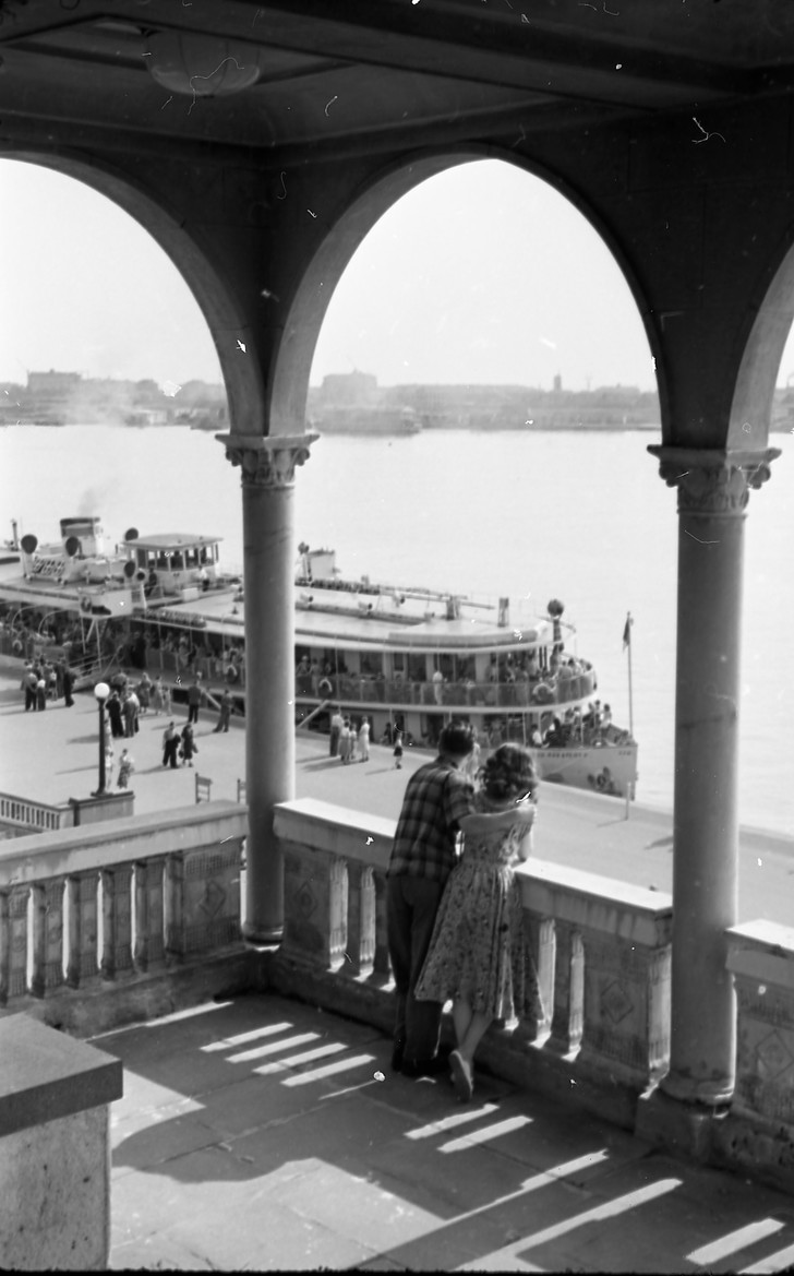 Фото №2 - Выставка «Северный речной вокзал» в Музее Москвы
