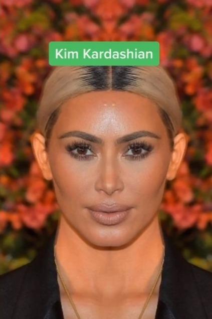 Фото №6 - Как выглядели бы знаменитости, если бы их лица были абсолютно симметричными (фото и видео)