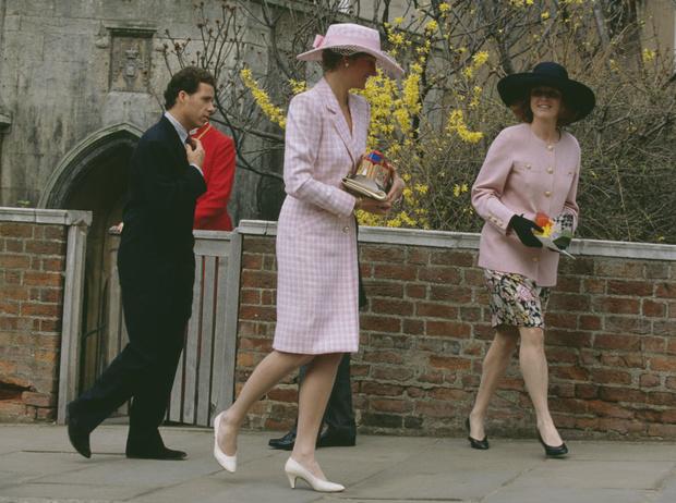 Фото №5 - Королевский скандал: из-за чего закончилась дружба Дианы и Сары Фергюсон
