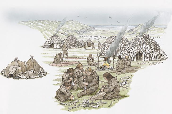 Фото №1 - Ученые выяснили, владели ли неандертальцы огнем
