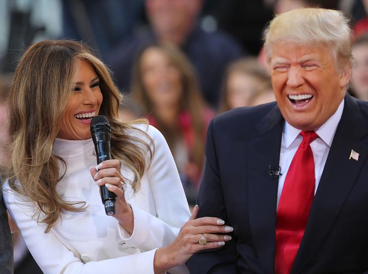 Фото №19 - 10 любопытных фактов о Мелании Трамп