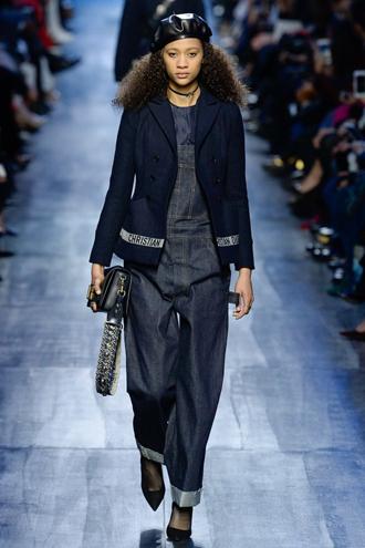 Фото №5 - Небесные силы: коллекция Dior FW 2017/18