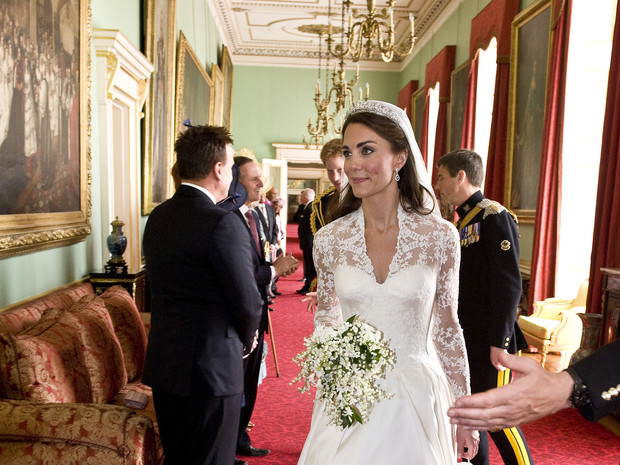 Фото №3 - Пир будущего короля: чем угощали гостей на свадьбе Уильяма и Кейт
