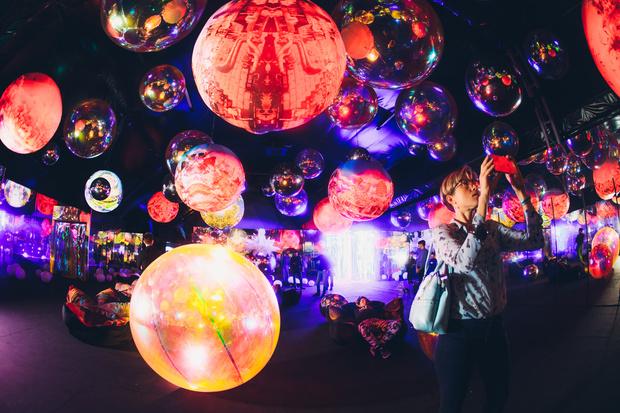 Фото №1 - 10 самых необычных мест для фото в Москве