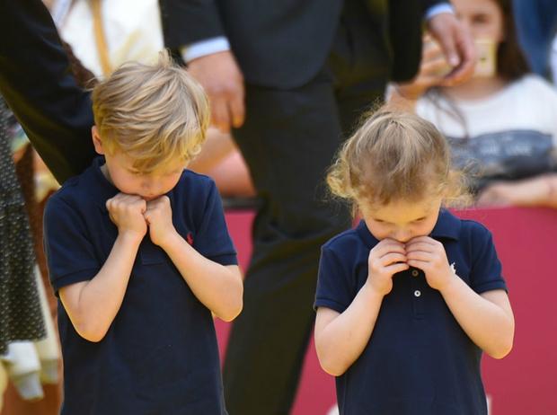 Фото №7 - Принц Жак и принцесса Габриэлла: пятый год в фотографиях