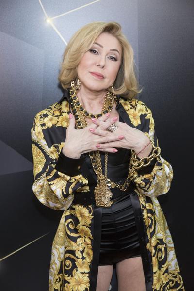 Фото №1 - Любовь Успенская в 65 лет собралась делать ЭКО