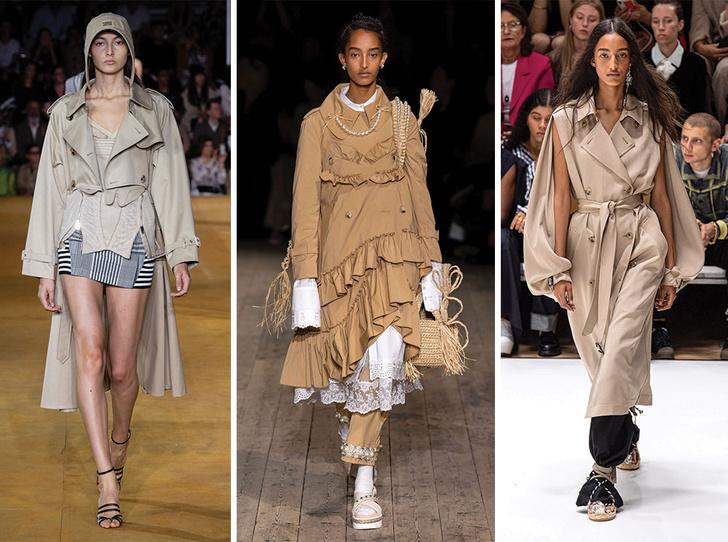 Фото №2 - 10 трендов весны и лета 2020 с Недели моды в Лондоне