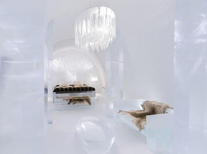 Фото №2 - В Швеции снова построят отель изо льда