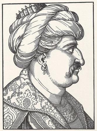 как выглядел султан сулейман на самом деле