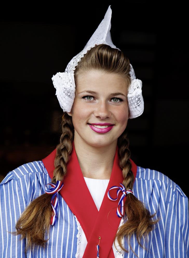 Фото №1 - Мисс мира: Нидерланды