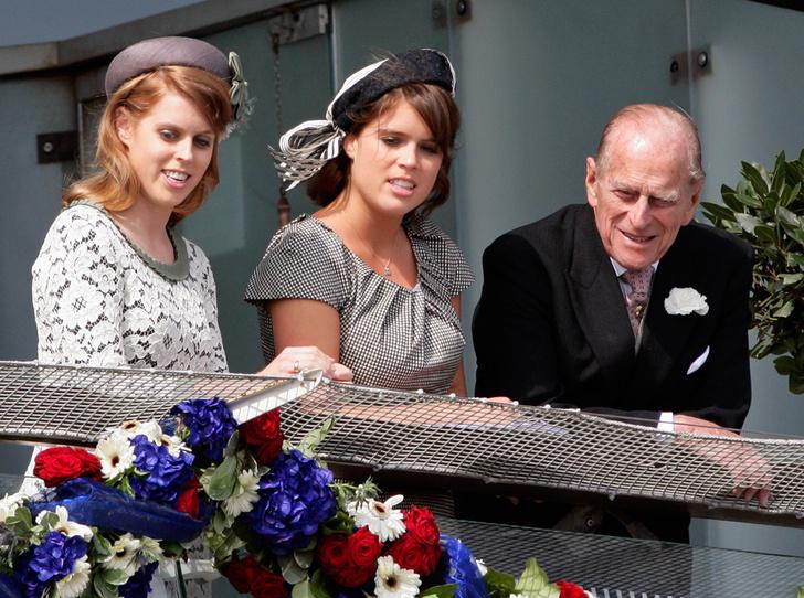 Фото №4 - Дедушка Их Высочеств: принц Филипп и его самые теплые отношения с внуками