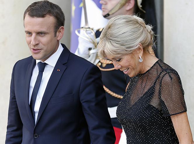 Фото №3 - Много шума из ничего: чем Бриджит Макрон не угодила французам