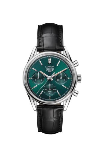 Фото №3 - Изысканные и утонченные: как выглядят новые часы TAG Heuer Carrera