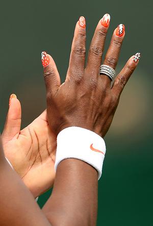Фото №9 - Хулиганы Уимблдона: кто из теннисистов (и как) нарушал «белый» дресс-код турнира