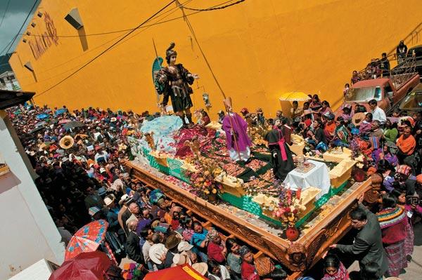 Фото №5 - Несгинувшие майя
