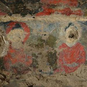 Фото №1 - Найдена ранняя масляная живопись