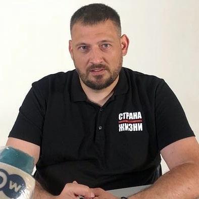 Фото №1 - «Он просит, чтобы вы не сидели»: Светлана Тихановская выступила с обращением в день рождения арестованного мужа