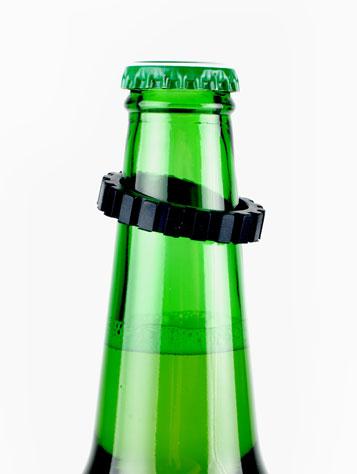 Набор силиконовых колец на пивные бутылки Screw, , 6 шт., 299 руб., pichshop.ru