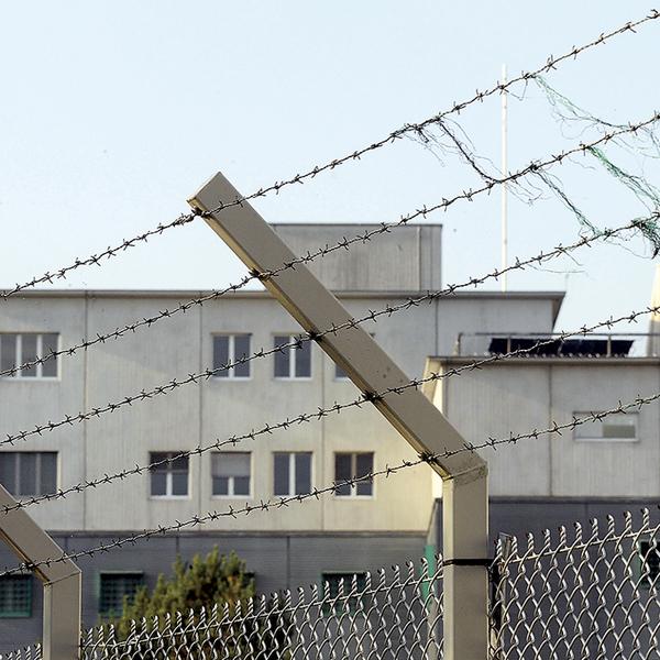 Цюрихская тюрьма, где сейчас ждет решения судьбы Полански.