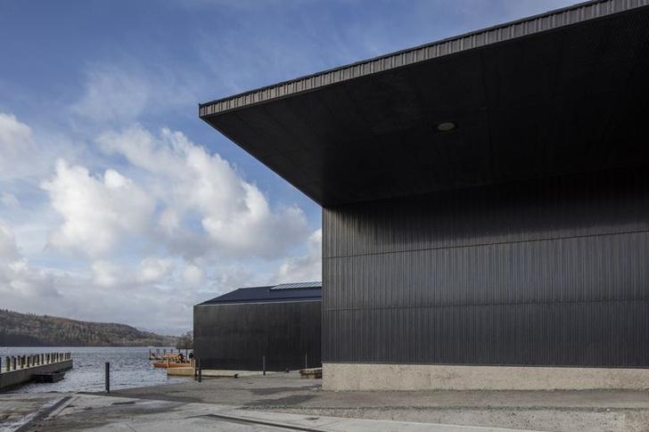 Фото №7 - Новый музей лодок в Англии по проекту Carmody Groarke