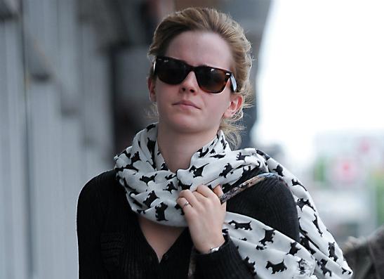 Фото №1 - Эмма Уотсон готовится вернуться в университет