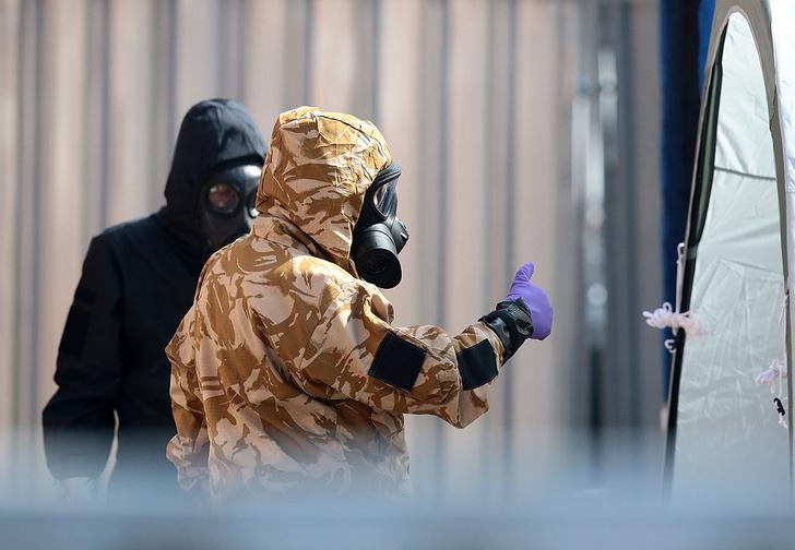 Фото №1 - Телеканал BBC начал работу над сериалом об отравлениях в Солсбери