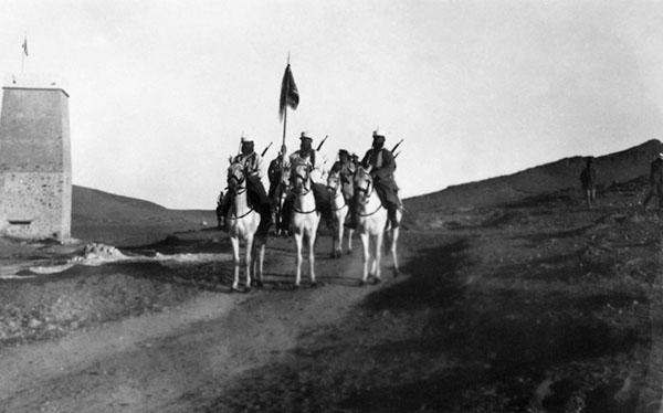Фото №4 - Легионеры из Алжирской пустыни