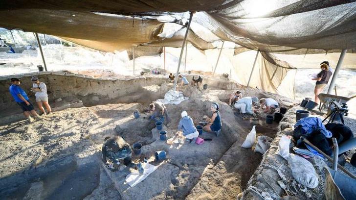 Фото №1 - В Израиле нашли древнейший египетский торговый пункт