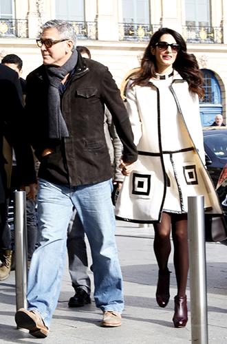 Фото №33 - Джордж и Амаль Клуни: история любви