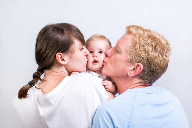 Фото №1 - Отцовские гены влиятельнее материнских