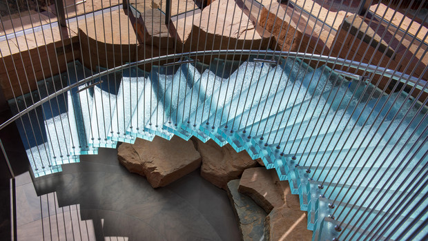 Фото №6 - Роман с камнем: необычный жилой комплекс в Аризоне