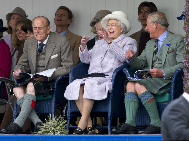 Фото №2 - Жестокая шутка: как принц Филипп объяснял свое долголетие (и при чем здесь Чарльз)