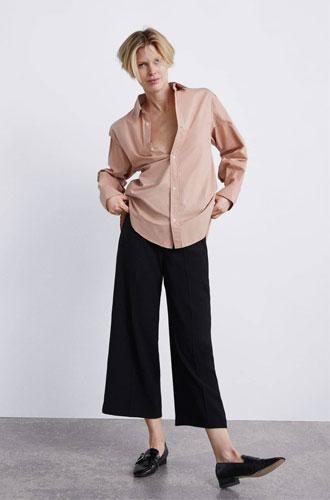 Фото №9 - Самые стильные (и неожиданные) выходы герцогини Кейт в брюках
