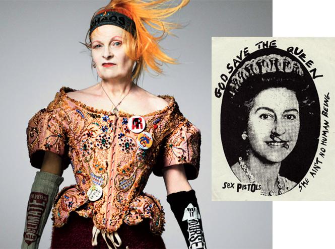 Фото №12 - Вивьен Вествуд: главный панк в мире моды