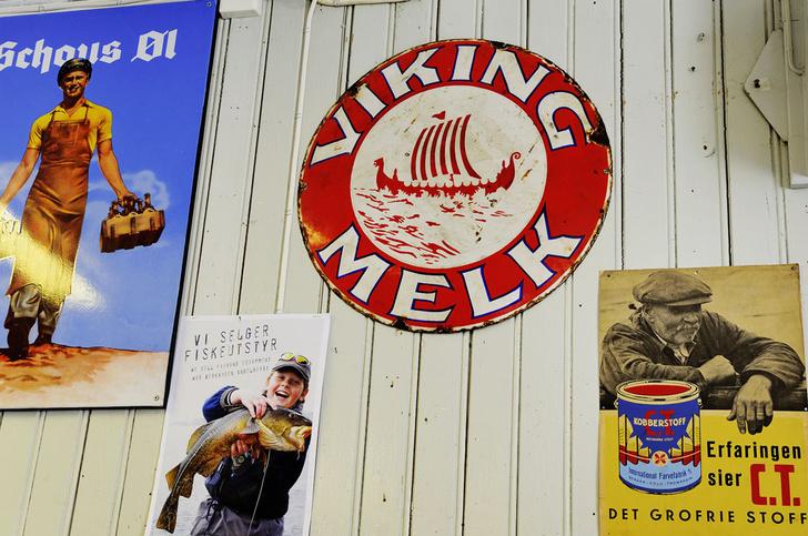 Фото №7 - Норвегия: рыбацкие сети