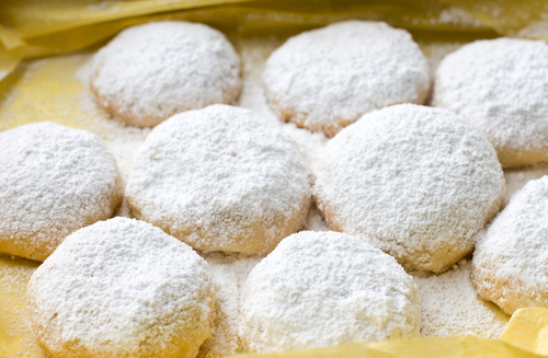 Фото №4 - Три греческих рождественских десерта