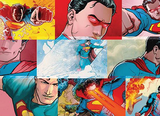 Фото №3 - Ликбез по комиксам: все, что надо знать о 10 крутейших супергероях
