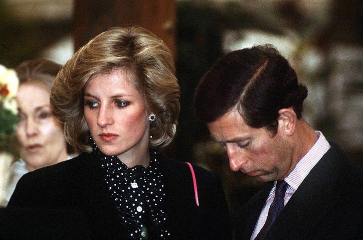 Фото №1 - Неожиданное прозвище, которое Чарльз получил в браке с Дианой