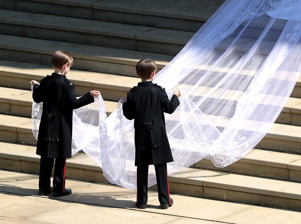 Фото №71 - Свадьба Меган Маркл и принца Гарри: как это было (видео, фото, комментарии)
