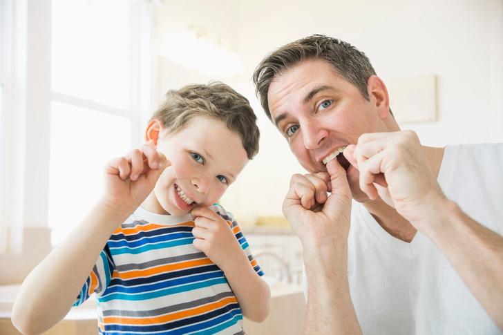 зубная нить с какого возраста можно пользоваться