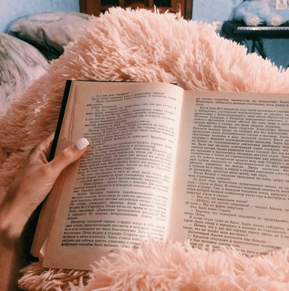Фото №25 - Звездный Instagram: Знаменитости и книги